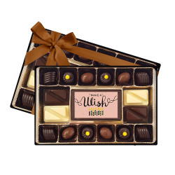 Candles Make a Wish Signature Chocolate Box