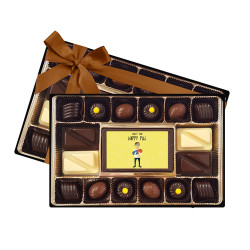 Here's Your Happy Pill Signature Chocolate Box