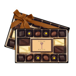 Shave My Legs For You Signature Chocolate Box