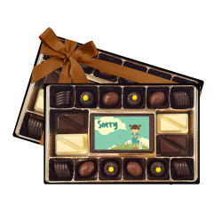 Little Girl Sorry Chocolate Box