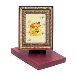 Home Sweet Home! Chocolate Portrait