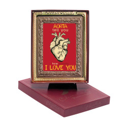 Aorta Tell You Chocolate Portrait