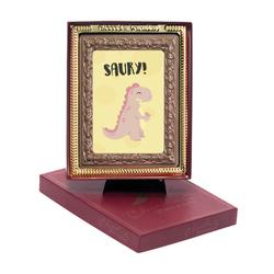 Saury!  Chocolate Portrait