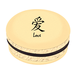 Love Printed Macarons