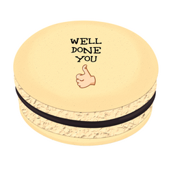 Well Done Printed Macarons
