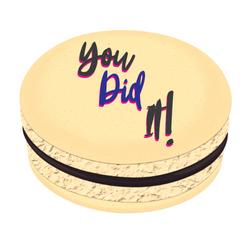 You Did It! Printed Macarons