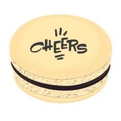 Cheers Printed Macarons