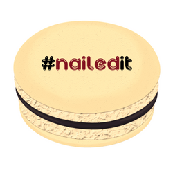 #nailedit Printed Macarons