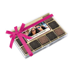 Custom Print Chocolate Indulgence Box