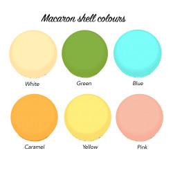 Home Sweet Home Printed Macarons