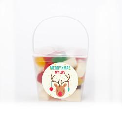 Merry Xmas My Love Christmas Noodle Box