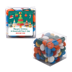 Be Blessed Christmas Sweet Cubes