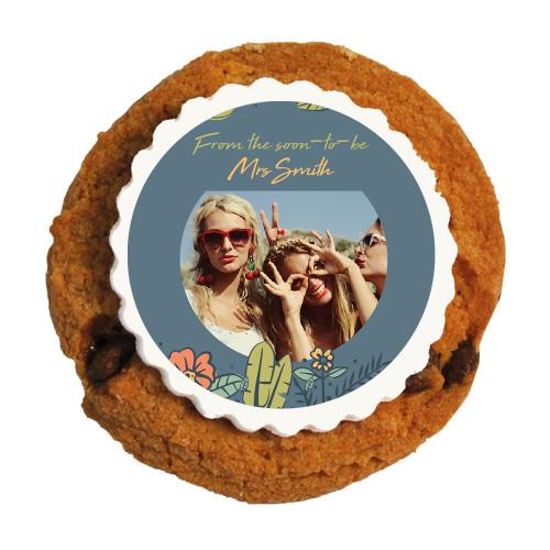 1_ Custom Photo Bridal Shower Printed Cookies