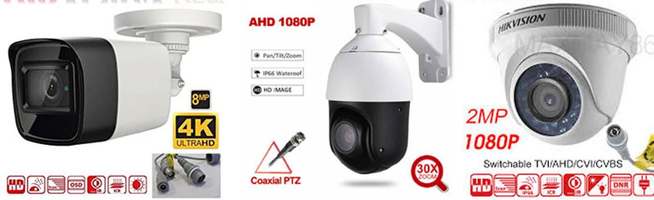 Coaxial HD Camera