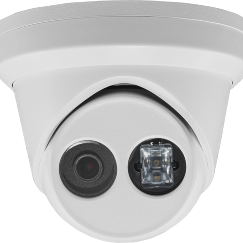 2MP 2.8mm Lens EXIR 1080p IR Turret Camera | ESAC324F-FD4M/28