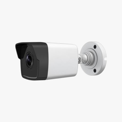 4MP IR Fixed Square Bullet Network Camera | ESNC214-MB/28