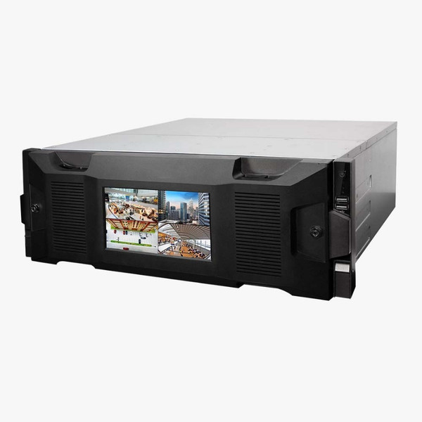 256 CHANNEL ULTRA NETWORK VIDEO RECORDER   NVR724T-256DR