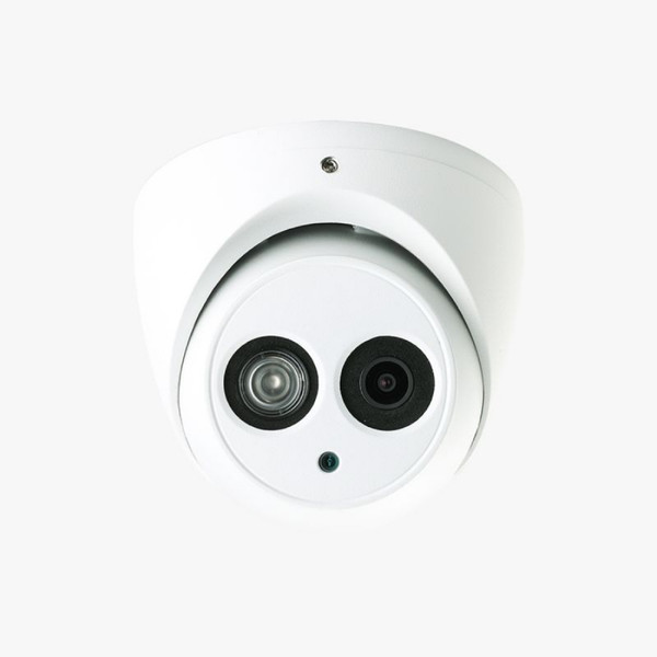 4MP HDCVI PoC IR Eyeball Camera | HCC3340EM-IR/28-P