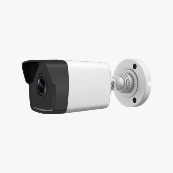4MP IR Fixed Square Bullet Network Camera   ESNC214-MB/28