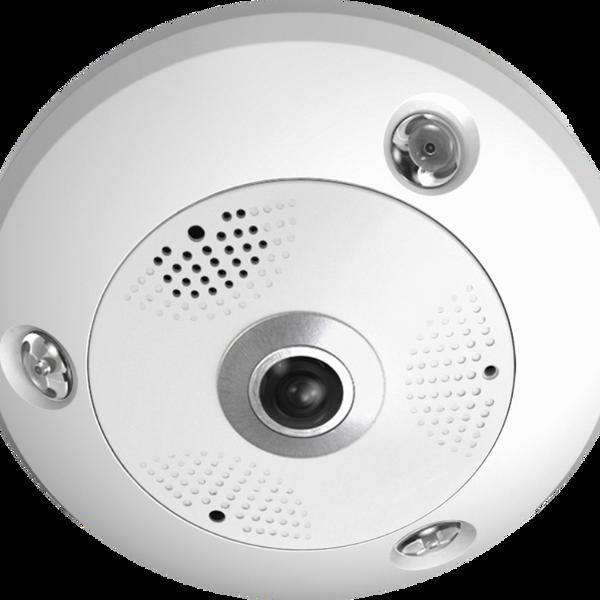 6MP WDR Fisheye Network Camera | ESNCA06-FEA