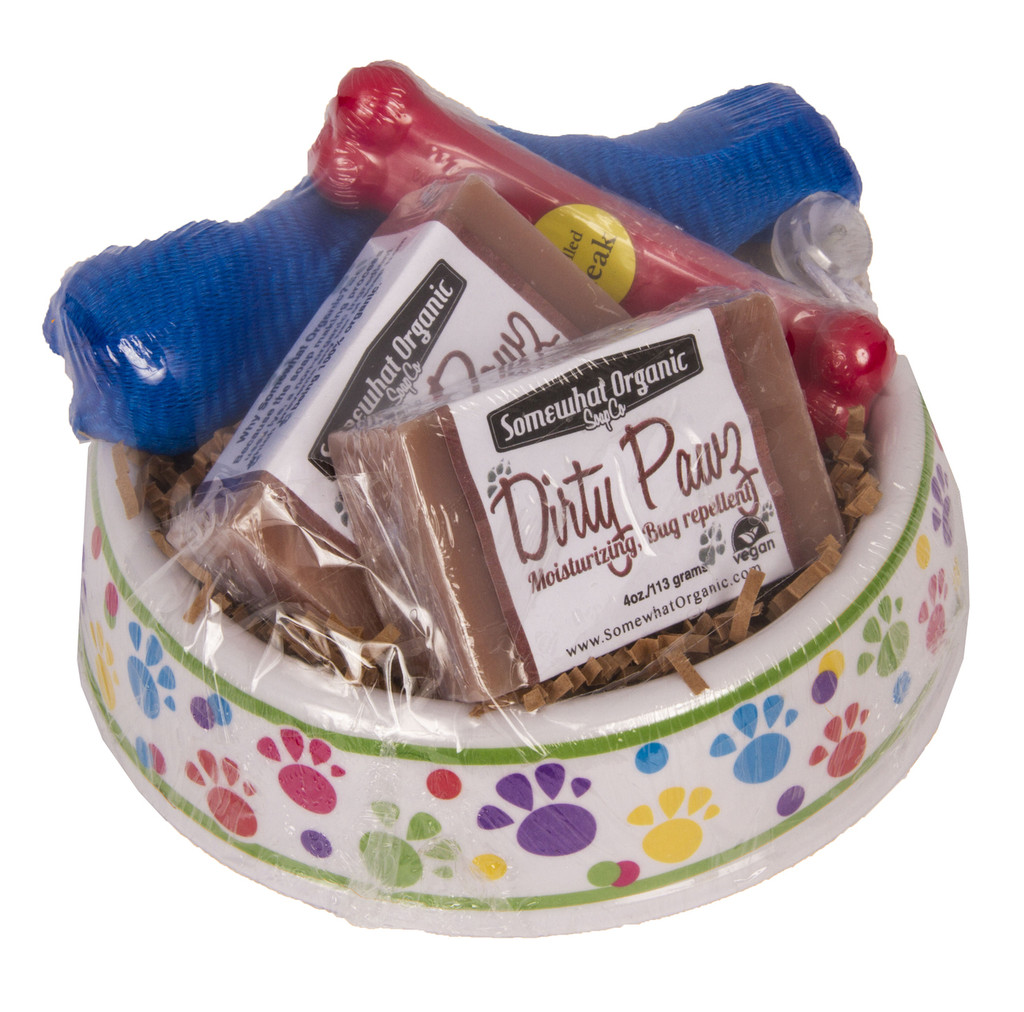 """Man's Best Friend"" Organic Pet Soap Gift Assortment"