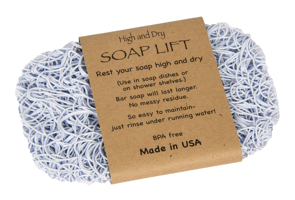 Seaside Blue Soap Lift - High and Dry