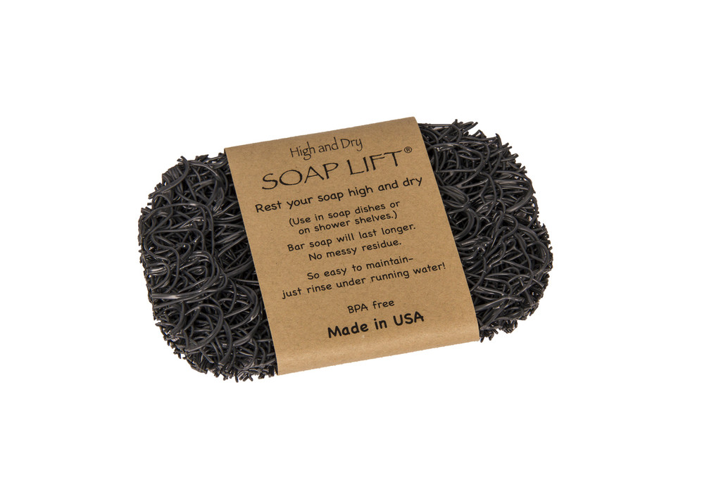 Gray Soap Lift - High and Dry
