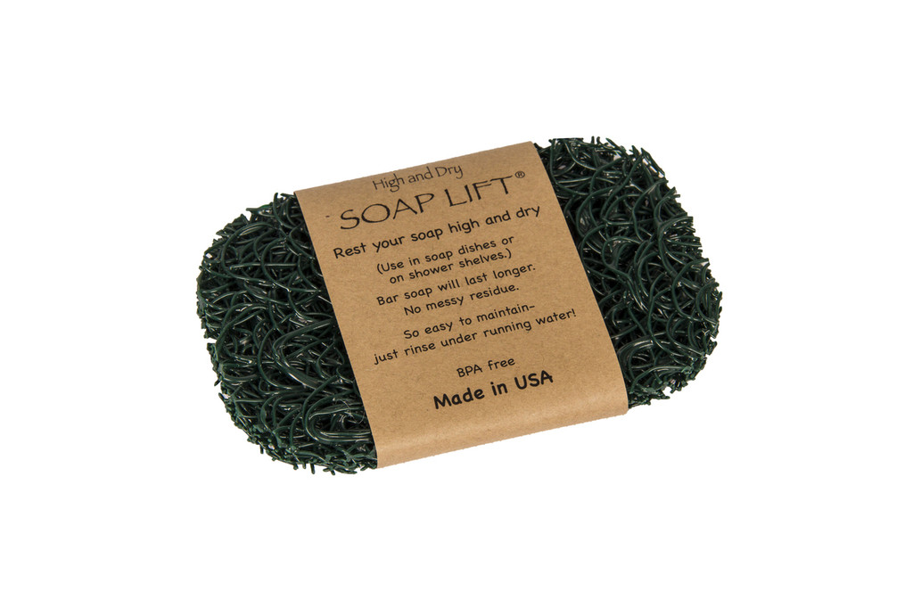 Hunter Green Soap Lift - High and Dry