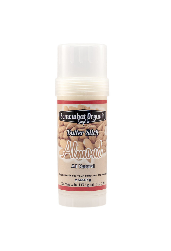 Almond Butter Stick