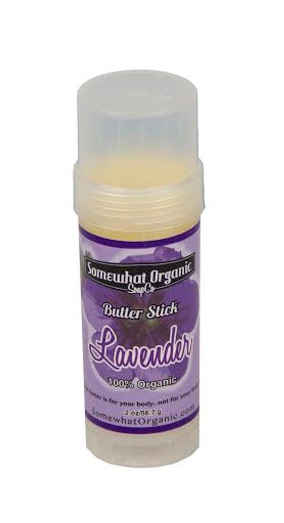 Lavender Butter Stick