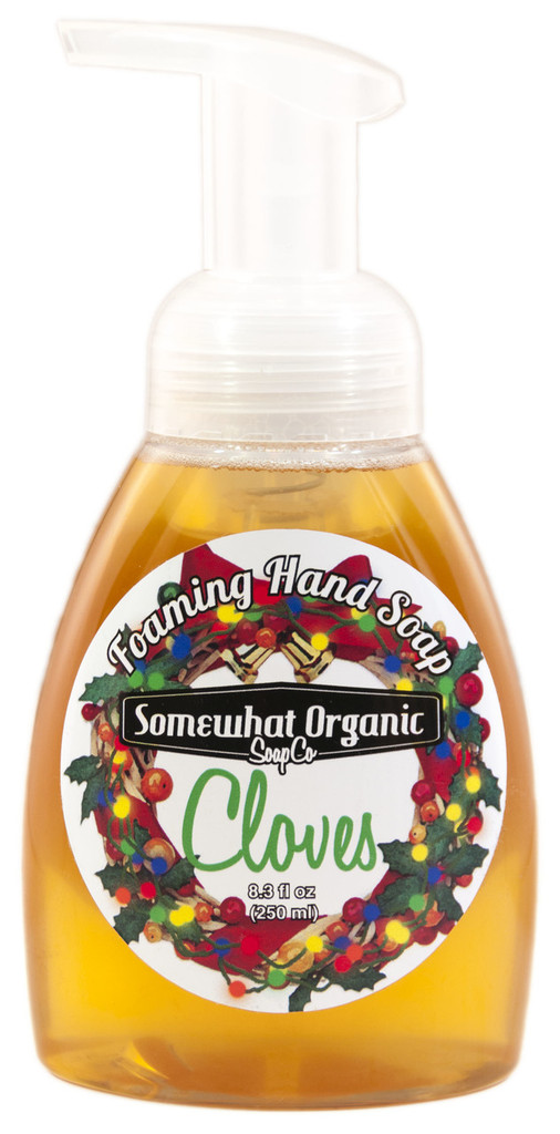 Cloves Organic Foaming Hand Soap - Pump