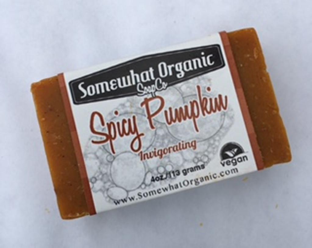 Spicy Pumpkin - 4 oz Bar