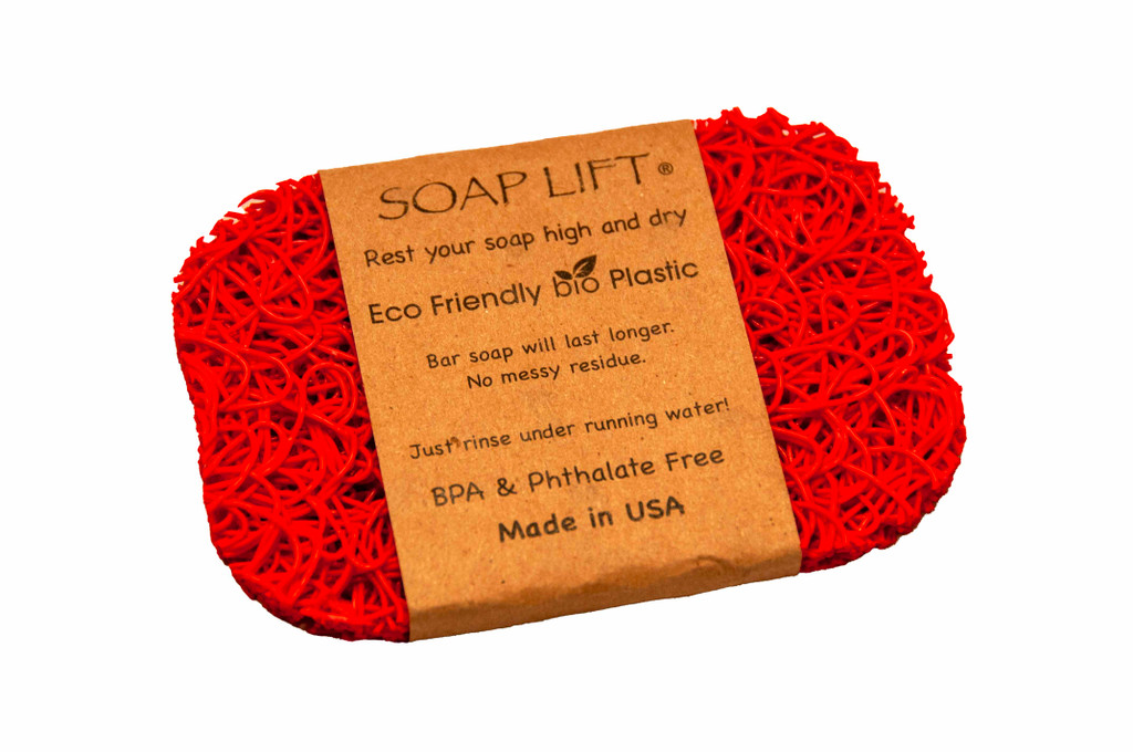 Red Soap Lift - High and Dry