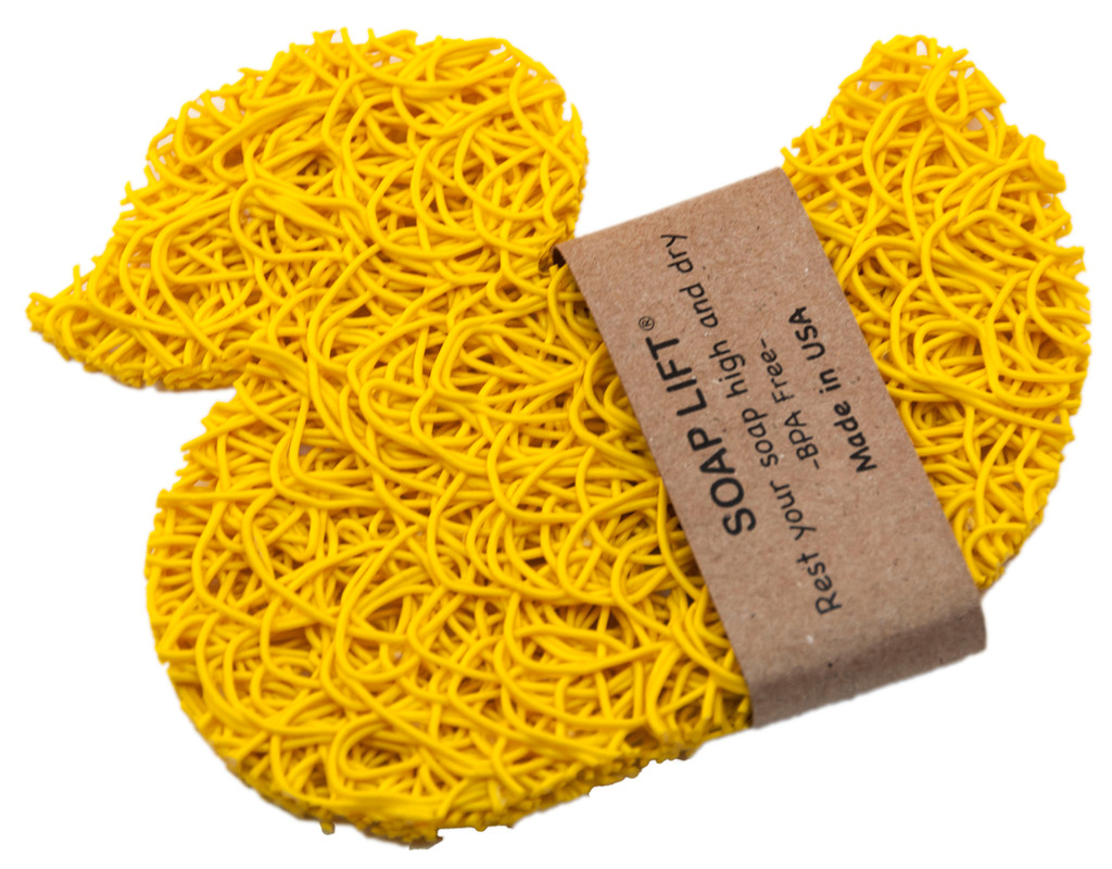 Yellow Duck Soap Lift - High and Dry