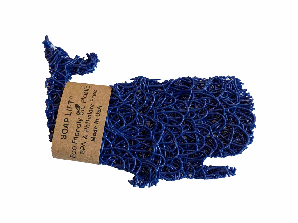 Royal Blue Whale Soap Lift - High and Dry
