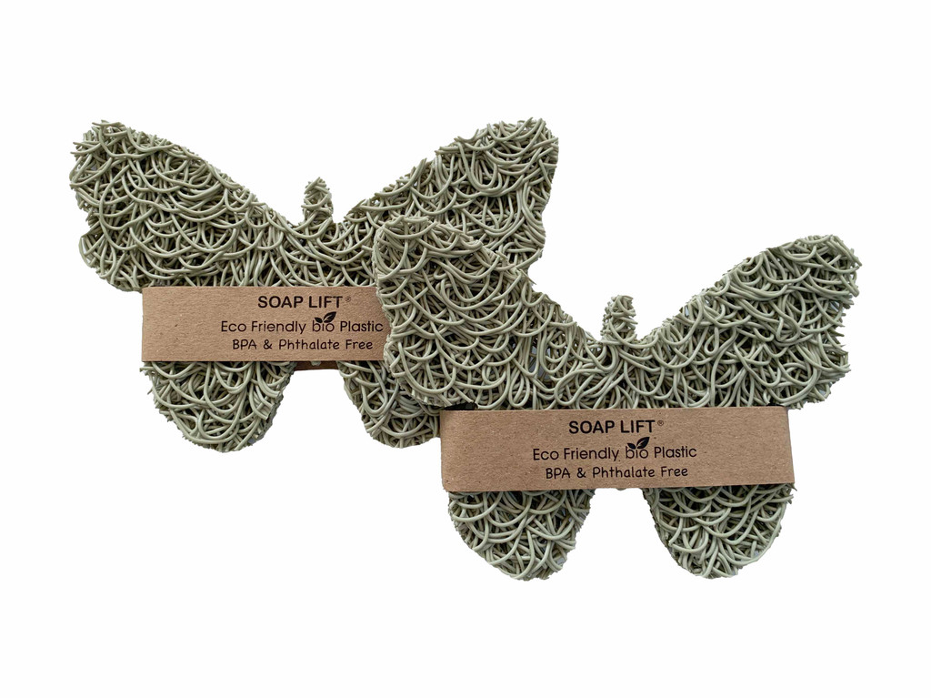 Lilac Butterfly Soap Lift - High and Dry