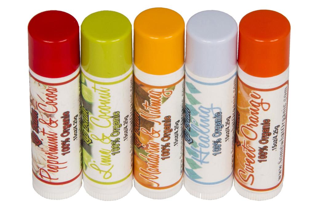Mandarin Nutmeg Lip Balm