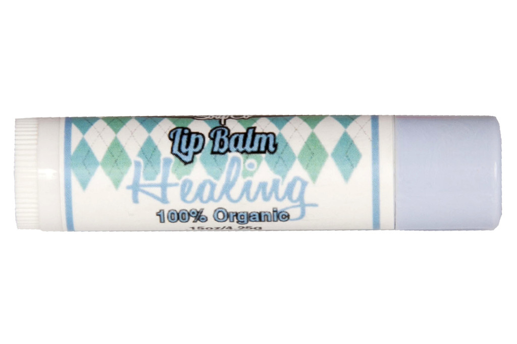 Healing Unscented Lip Balm