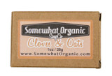 Cloves and Oats Organic Soap - 1 oz. Mini Bar