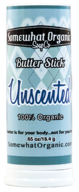 Mini Unscented Butter Stick