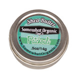 Patchouli Organic Shea Butter Body Creme - small