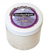 Relax - Lavender Bath Salts - 16 oz.