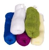 Nylon Mesh Soap Saver - White