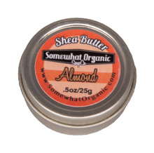 Almond All Natural Shea Butter Body Creme - small