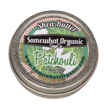 Patchouli Organic Shea Butter Body Creme - 1.8 oz