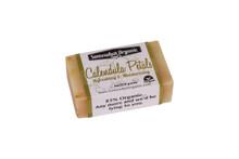 Calendula Petals Organic Soap - 4 oz Bar