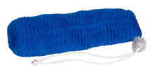 Nylon Mesh Soap Saver - Blue