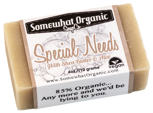 Special Needs Soap - 4 oz Bar