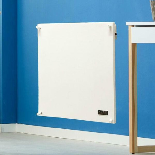 FastFurnishings 400-Watt Energy Efficient Electric Wall Mounted Space Heater