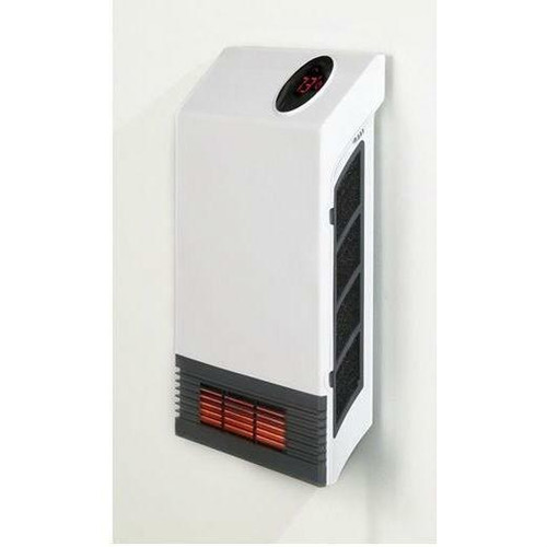 FastFurnishings Energy Efficient Compact On-Wall Infrared Baseboard Space Heater